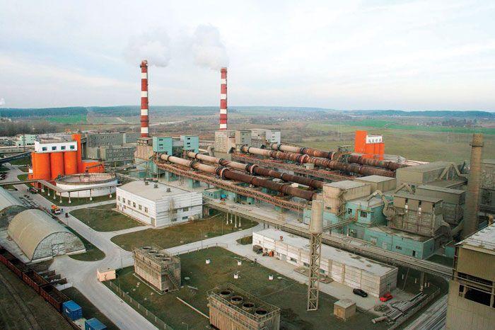 Предприятие-потребитель хризотил-асбеста - ОАО «Красносельскстройматериалы»